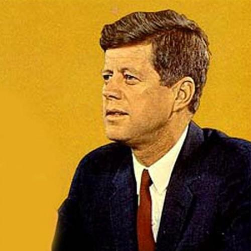 JFK golden boy